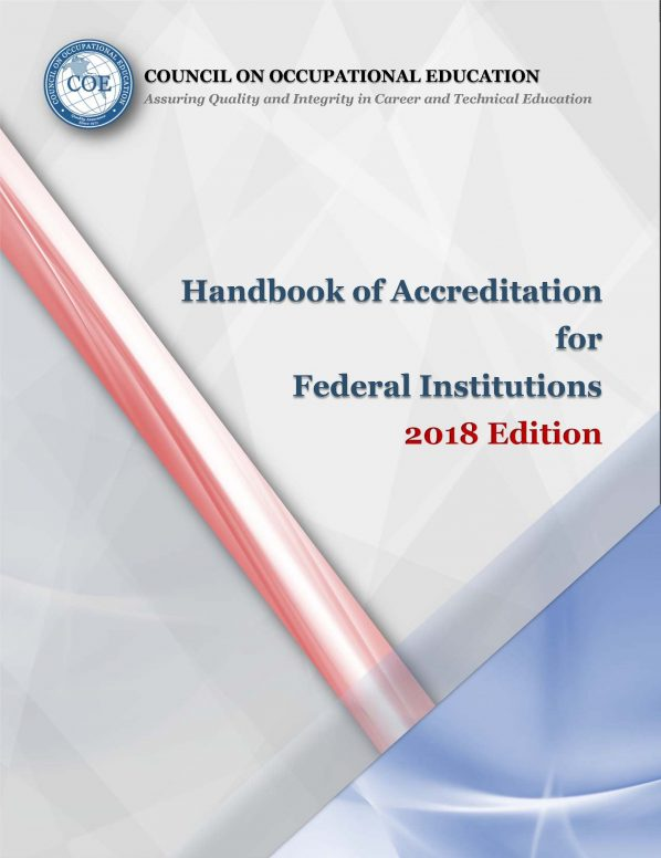 Federal Handbook Cover FRONT 2018