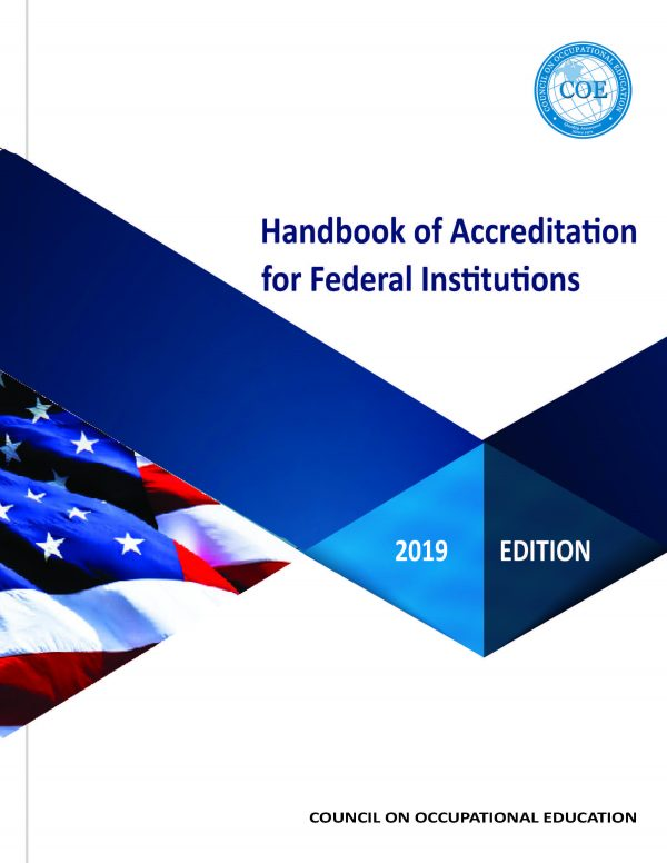 2019 FEDERAL Handbook FRONT